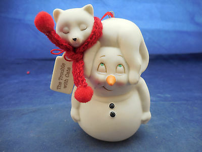 Dept. 56 The Trouble with Cats ornament