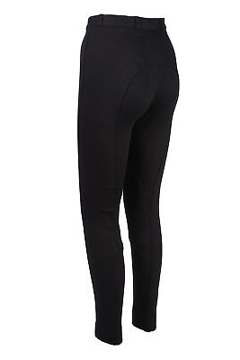 Horse Riding Womens Ladies Soft Stretchy Jodphurs/jodhpurs Jods Black