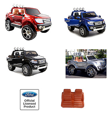 ford ranger kinder elektroauto motoren 2 x 12v. Black Bedroom Furniture Sets. Home Design Ideas