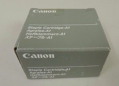 Genuine Canon Staple Cartridge A1 #F230603000 3 Pack