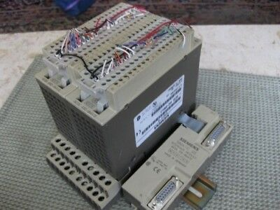 Lot 2 Siemens Simatic S5 6ES5482-8MA13 & Interface Module PLC Made in Germany
