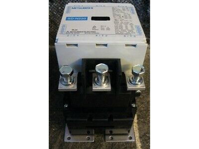 Mitsubishi SD-N220 260A DC Operated Magnetic Contactor