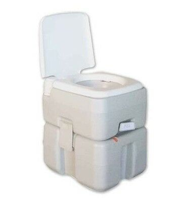 Supex 20L Portable Camping Chemical Toilet