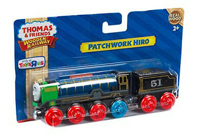 Thomas and friends wooden king of the railway deluxe set price