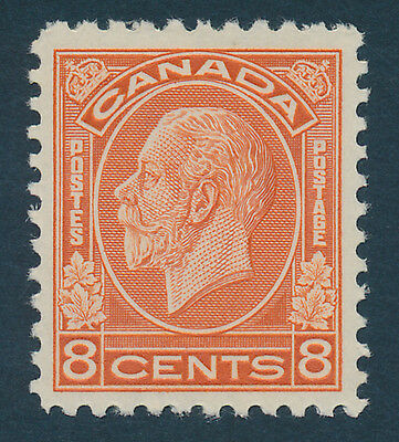 Canada Scott #198 Very Fine Centering (Mint Hinged) SCV: $50.00