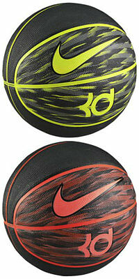 """Nike Kd """"kevin Durant"""" Basketballs  Assorted Colors Official Size: 7 *nib*"""