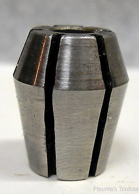 Used Double Taper Collet, Drill Size Letter A, 0.234, DT, Style WW