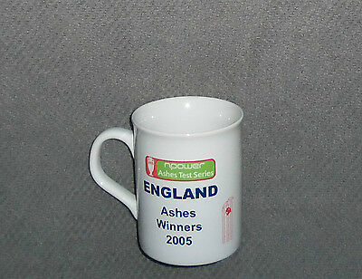 2005 THE ASHES ENGLAND VICTORY, CRICKET MUG / CUP - New