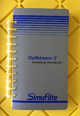 G2 Operating Handbook, G2, G-II, Gulfstream, Handbook, Training, GAC