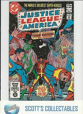 Justice League of America  #192   VF+