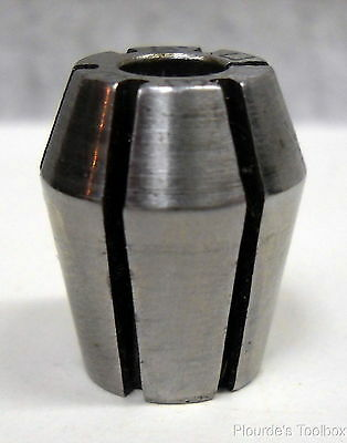 """Used Double Taper Collet, Drill Size Letter B, 0.2380"""", DT Style WW"""