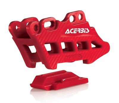Acerbis Chain Guide Block 2.0 - Red 2410960004