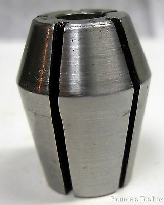 Used Double Taper Collet, Drill Size Letter L, DT Style Y