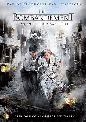 The Bombardment NEW PAL Cult DVD Ate de Jong Jan Smit Roos van Erkel Netherlands