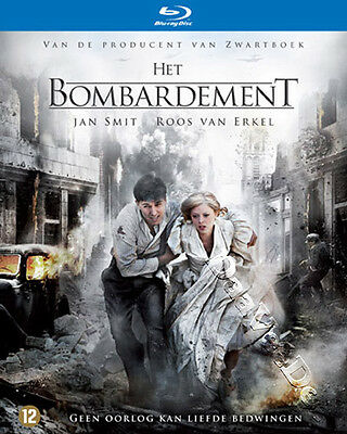 The Bombardment NEW Cult Blu-Ray Disc Ate de Jong Jan Smit Roos van Erkel Dutch