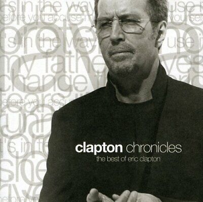 Clapton Chronicles - The Best of Eric Clapton CD