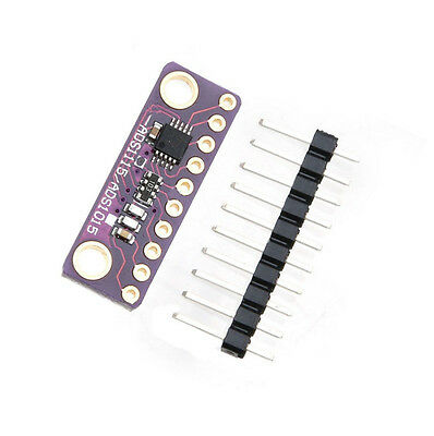 1PCS 16 Bit I2C 4 Channel ADS1115 Module ADC with Pro Gain Amplifier For Arduino