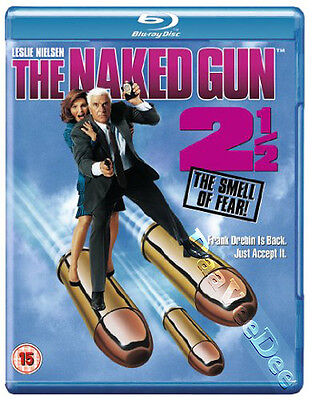 The Naked Gun 2½: The Smell of Fear NEW Cult Blu-Ray Disc L. Nielsen P. Presley