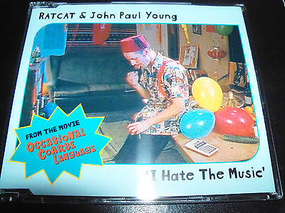 John Paul Young I Hate The Music Greatest Hits Cd New