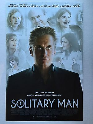 SOLITARY MAN 11x17 PROMO MOVIE POSTER