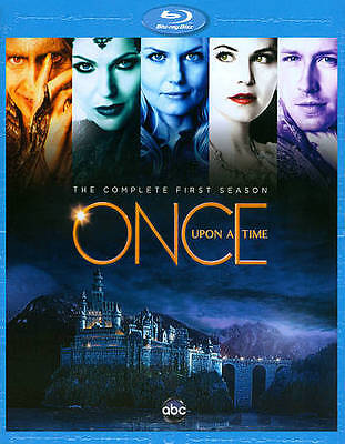 Once Upon a Time: The Complete First Sea Blu-ray