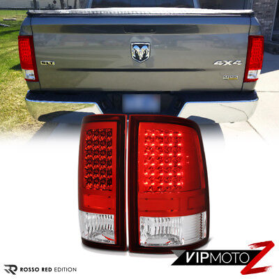 """[ERROR FREE] 2009-2018 Ram 1500 2500 3500 """"OE Style"""" Replacement LED Tail Lights"""