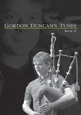 Gordon Duncan Tunes Book 1 and 2 for HIGHLAND BAGPIPE BOOK PIPES TRAD FOLK