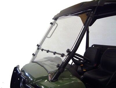 Front DIRECTION 2 Full Windshield with hood access  Part# DEEREWS1000A