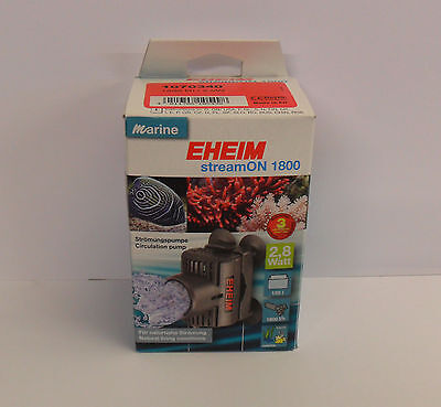 EHEIM StreamON 1800 POMPE 2.8watt CIRCULATION EAU FLUX ONDE Pompe 1070220