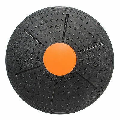 Professional Wobble Balance Board Stability Disc Yoga Athletic Training Muscle