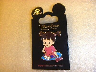 Disney pin  Boo Sitting from Monster's Inc  (2008 Version)