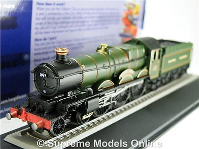 Br 4-6-0 Castle Class Nunney Castle St97801 Rail Loco Corgi Train 1:120 T34Q