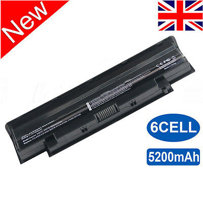 Battery J1KND for Dell Laptop Inspiron 13R 14R N4010 N5030 N5040 N4010D M5010 UK