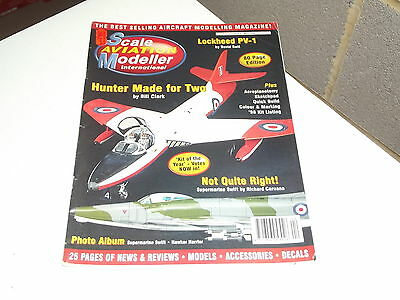 Scale Aviation Modeller 1998 Apr - Two Seat Hunter, Lockheed PV-1