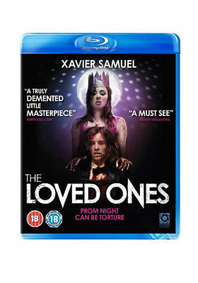 The Loved Ones NEW Arthouse Blu-Ray Disc Xavier Samuel