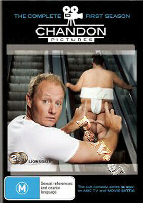 Chandon Pictures - Complete Season 1 NEW PAL Cult 2-DVD Set