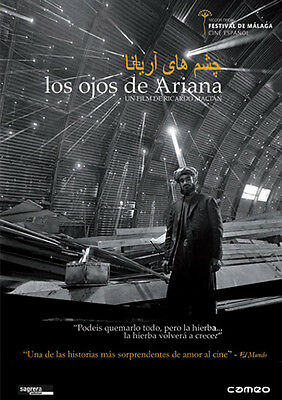 The Eyes of Ariana NEW PAL Arthouse DVD R. Macián
