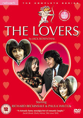 The Lovers - Complete Series NEW PAL Cult 2-DVD Set H. Wise Richard Beckinsale