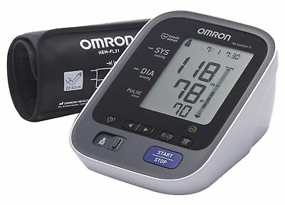 Omron M6 Comfort IT Upper Arm Blood Pressure Monitor Bi-Link Computer Connection