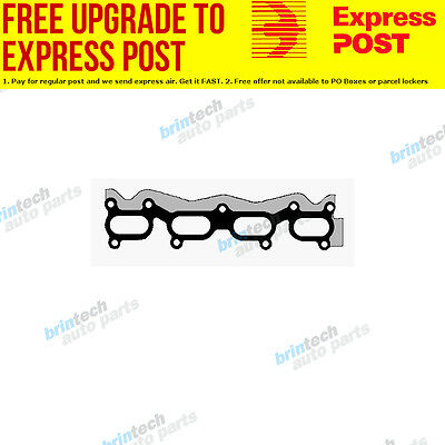 1989-1991 For Mazda 323 BG10 BP Exhaust Manifold Gasket 5