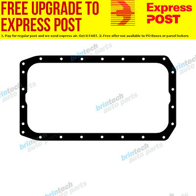 1991-1995 For Mitsubishi Canter FE449 4D34 Oil Pan Sump Gasket