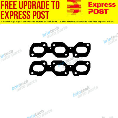 1999-2002 For Mazda MPV LW10 GY Exhaust Manifold Gasket 5