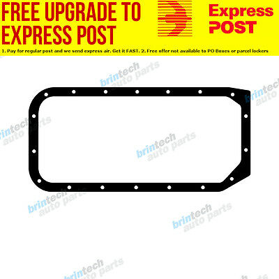 1970-09/1975 For Toyota Celica TA22 2T Oil Pan Sump Gasket H