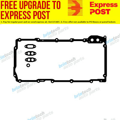 2008-2010 For Holden Statesman WM L76 Gen IV Oil Pan Sump Gasket