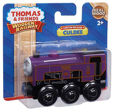 CULDEE Thomas Tank Engine Wooden Railway NEW IN BOX RETIRED
