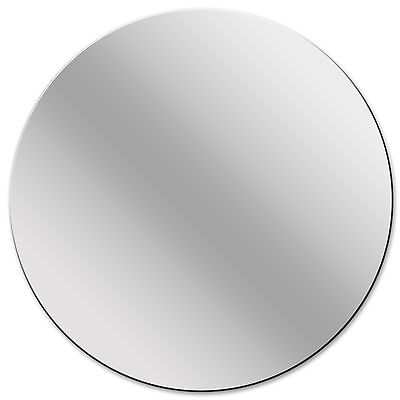 Modern Circle Acrylic Mirror Shatter Resistant Round Circular Wall Decor