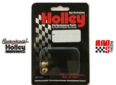 Holley 122-84 Pack of 2 Carburetor Carb Matering Jets