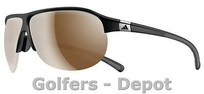 Adidas Brille a178 Tourpro L matt black grey 6051