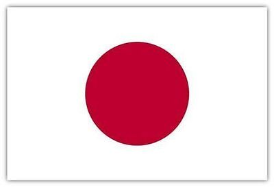 Japan National Large Flag 5x3FT World National Country Fans Supporters Flag
