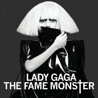 Lady Gaga : The Fame Monster CD